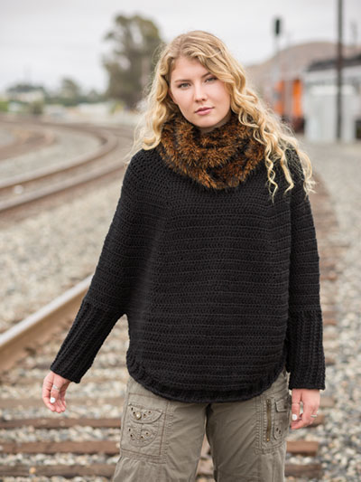 Crochet Scarf Patterns Annies Signature Designs Take Me Places