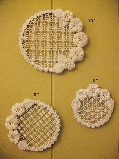 Crochet Patterns Crochet Wall Art