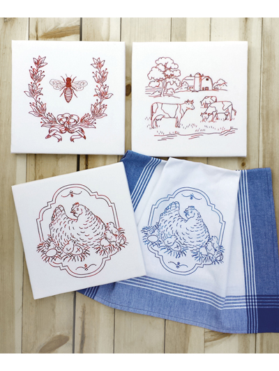 Redwork Embroidery Patterns Page 1