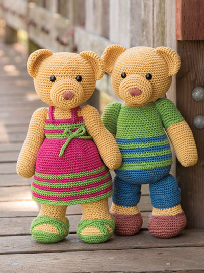 Annies Signature Designs Irene George Crochet Pattern