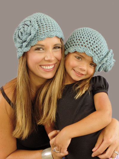 Crochet Patterns Ocean Air Cloche Crochet Pattern