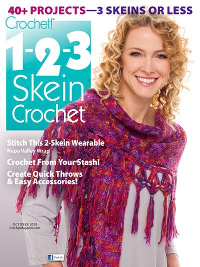 1-2-3<br /> Skein Crochet