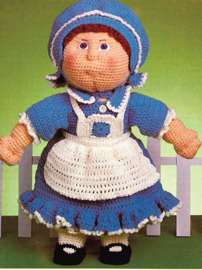 Debbie Ann's Prairie Dress Crochet Pattern