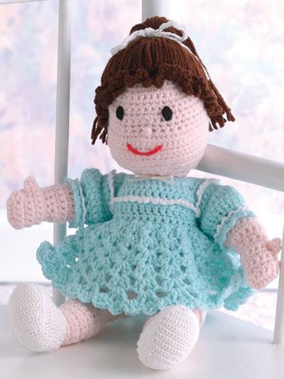 Crochet Doll Patterns Toy Designs