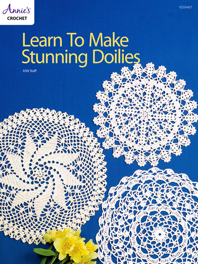 Crochet Patterns Learn To Make Stunning Doilies Crochet Pattern