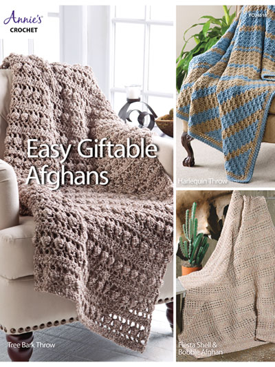 Assorted Afghan Books Easy Giftable Afghans Crochet Pattern Interesting Easy Afghan Patterns