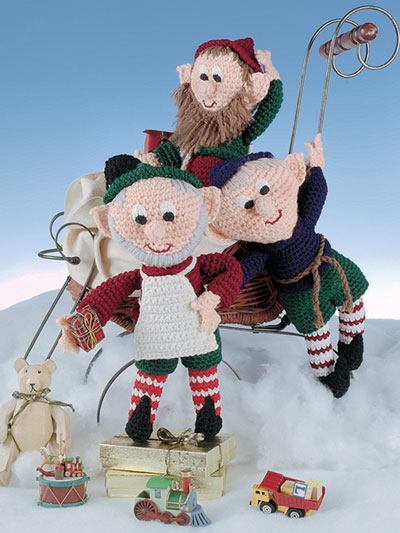 Customers Who Bought Chubby Santa Knit Pattern Also Bought Page 1