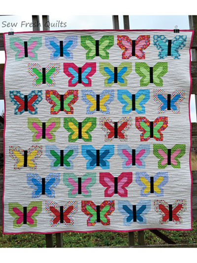 New Quilt Patterns Butterfly Quilt Pattern Extraordinary Butterfly Quilt Pattern