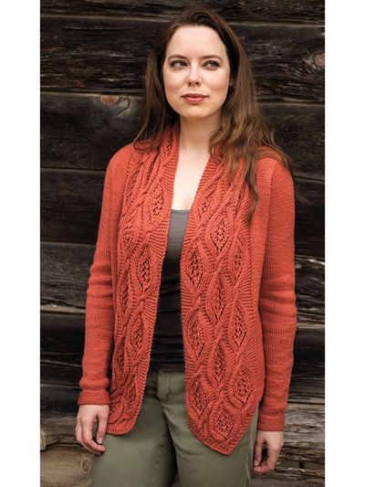 Top Down Knitting Patterns Vala Cardigan Knit Pattern