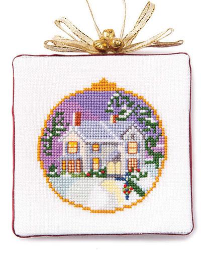 3f1aa090fec3 Cross-Stitch Downloads - Christmas Night Cross Stitch Pattern