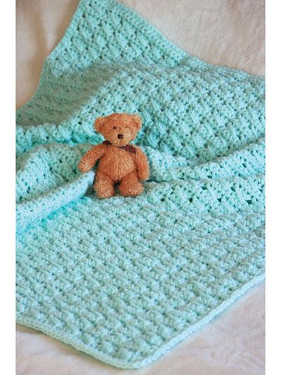 Auryn Baby Blanket Crochet Pattern