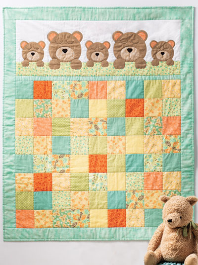 Baby Quilt Patterns.New Quilt Patterns Exclusively Annie S Quilt Designs Sweet