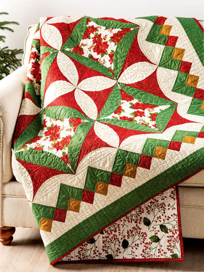 Christmas Quilt Patterns.A Christmas Legacy Quilt Pattern