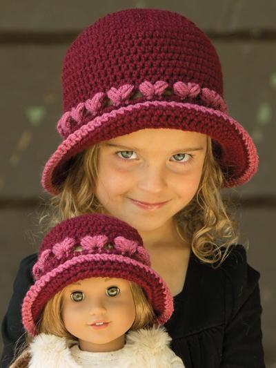 Topeka Brimmed Hat Crochet Pattern