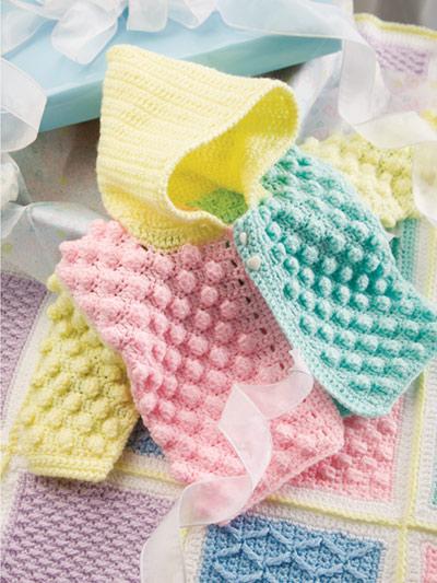 64d54fef004b Crochet Patterns - Bubble Gum Baby Crochet Pattern