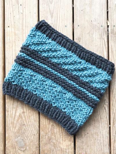 Hygge Cowl Knit Pattern