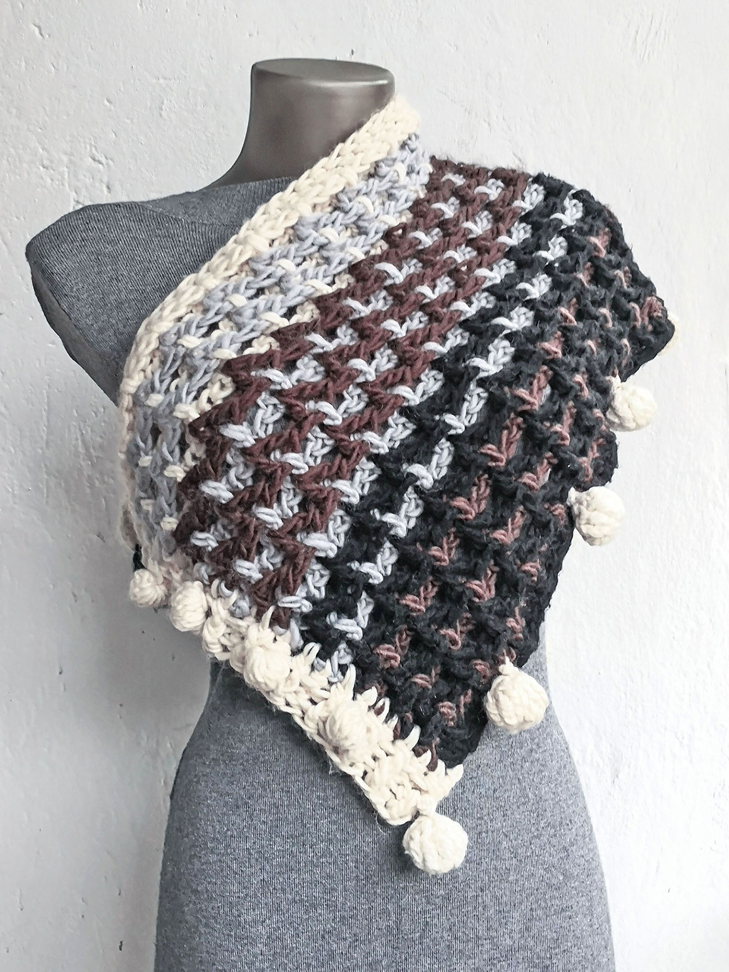 Crochet Shawl Wrap Patterns To Download Page 1