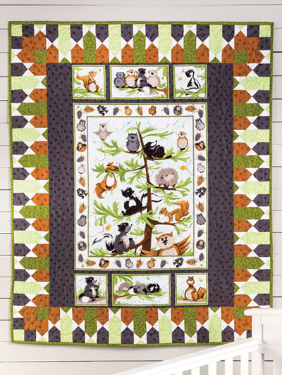 Pieced Baby Quilt Patterns Kids Quilt Projects Page 1