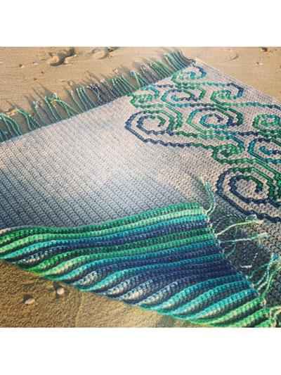 New Crochet Patterns Alda Blanket Crochet Pattern
