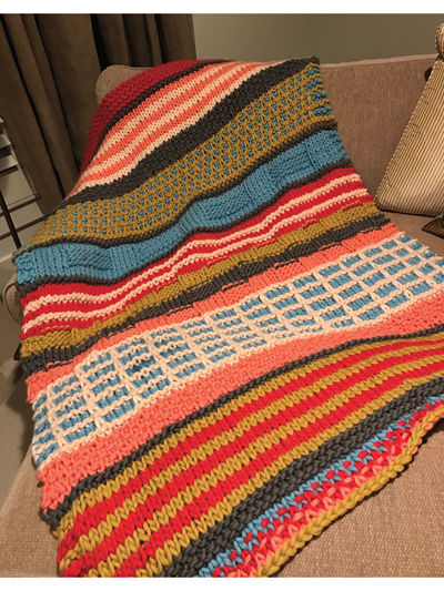 Knitted Afghan Patterns - Page 1