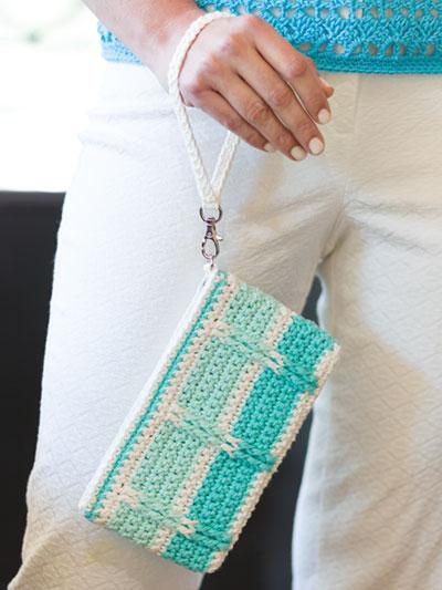 9ba315fac593 Crochet Handbag Patterns - Mosaic Purses Crochet Pattern
