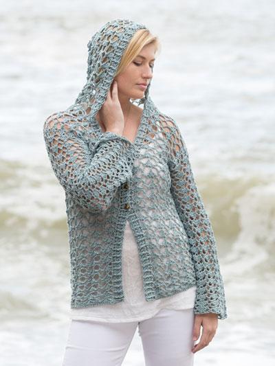 7e7463e22eec Crochet Cardigan