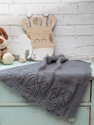 4fc14750a6c1 Baby Blankets to Knit - Knit Patterns for Children s Blankets - Page 1