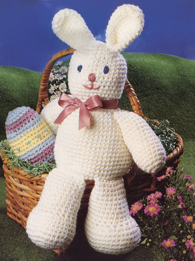 Mr Snuggles Crochet Pattern
