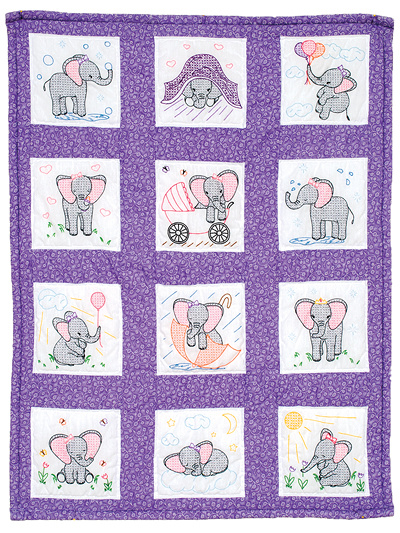 Stamped Embroidery Patterns - Page 1