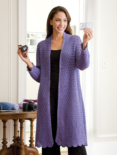 Crocheted Clothing Patterns