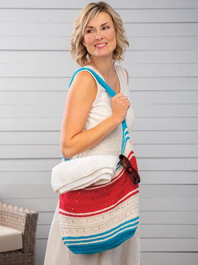 Shively Beach Bag Knit Pattern