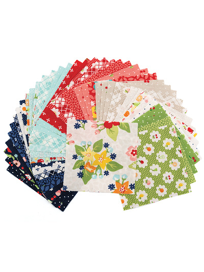 Moda Orchard Fabric Charm Pack