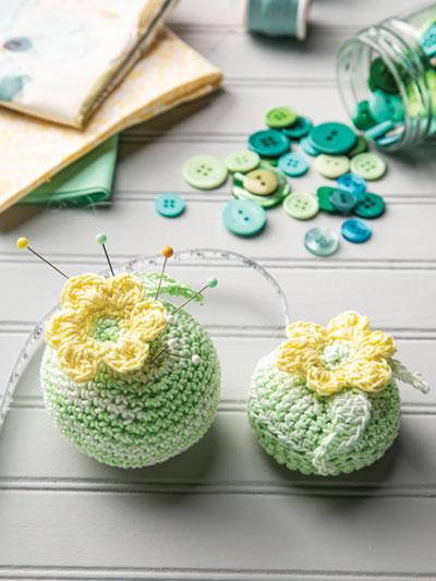Crochet Springtime Stitchers Crochet patterns