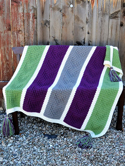 Assorted Crochet Afghan Patterns - Page 1