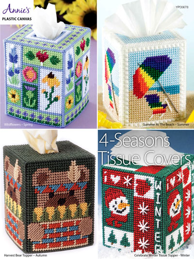photo relating to Free Printable Plastic Canvas Tissue Box Patterns known as Plastic Canvas Tissue Box Handles - Webpage 1