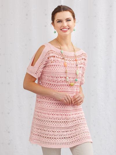Nikita Tee Crochet Pattern