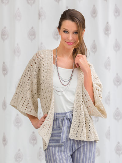 bfada38c2 Light as Air Kimono Crochet Pattern