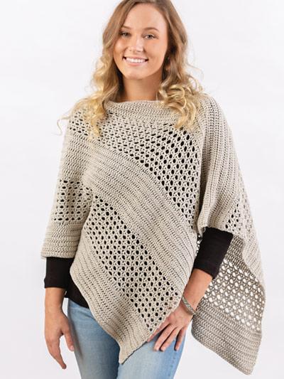 Crochet Shawl Wrap Downloads Summer Poncho Crochet Pattern