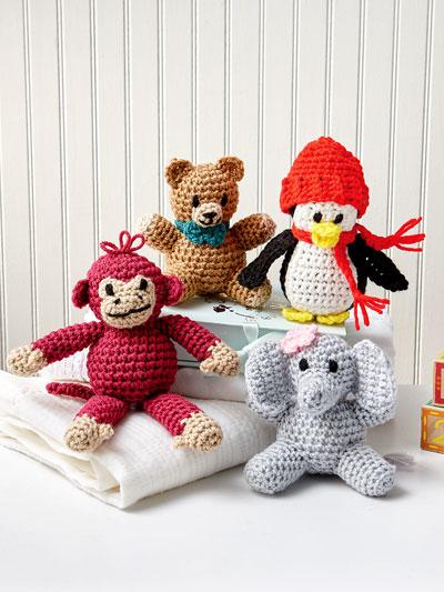 Elephants in Love Premium Crochet Pattern, printable | Hooked by Kati | 533x400