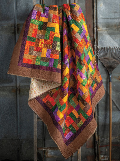 EXCLUSIVELY ANNIE'S QUILT DESIGNS: Autumn Jubilee Quilt Pattern