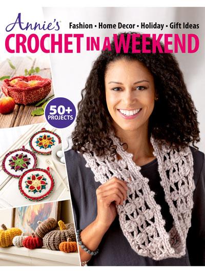 Crochet in a Weekend Autumn 2019