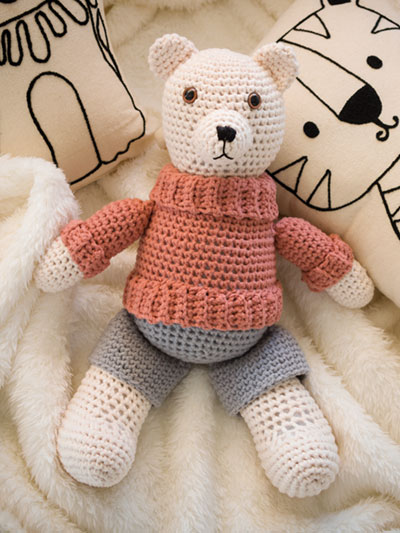 How to Crochet a Teddy Bear (with Pictures) - wikiHow   533x400