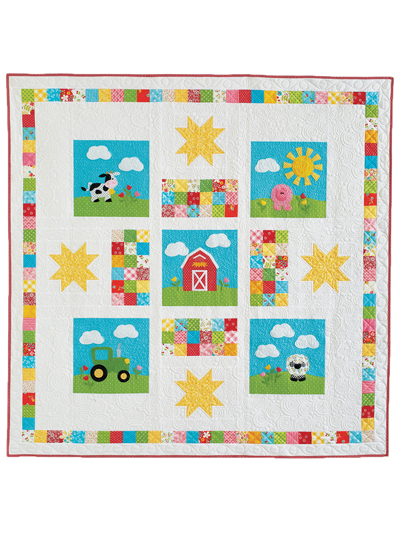 Lap Quilt Patterns - Quilted Throw Patterns