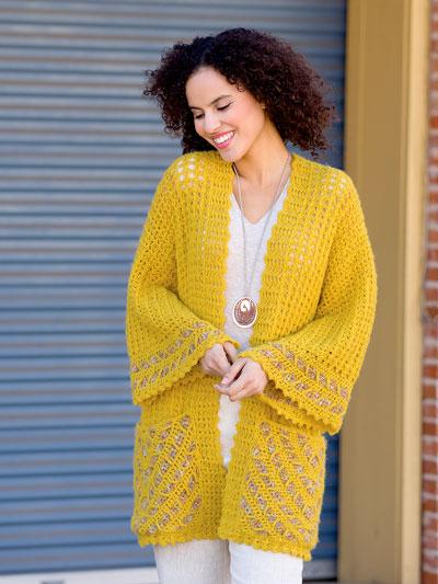 6274f0a8ba1 Crochet Cardigan, Jacket & Vest Patterns - Page 1