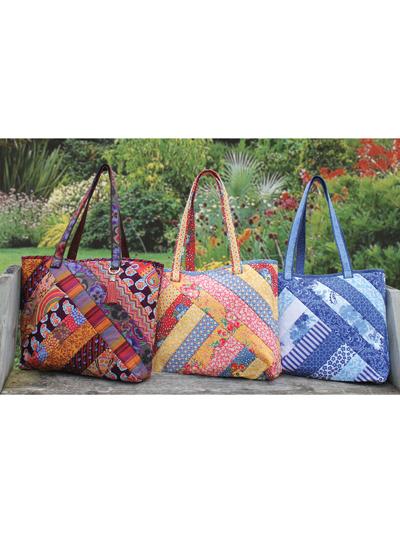 Quilt as you go Bag
