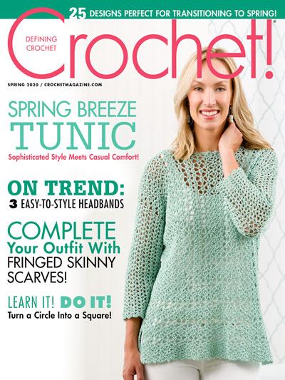 Crochet! Spring 2020