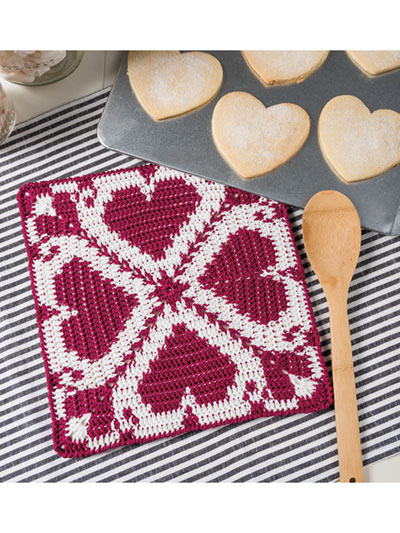 Pin on Crochet: Free Patterns for the Home | 533x400