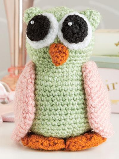 Lil' Miss Hootie Crochet Pattern