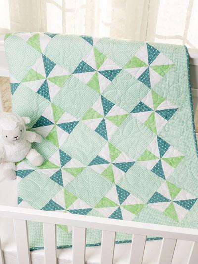 New Quilt Patterns Twist Shout Baby Quilt Pattern