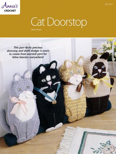 Cat Doorstop Crochet Pattern Amigurumi   Etsy   533x400
